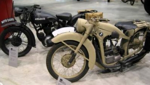 Vintage Motorcycles at Reynolds-Alberta Museum