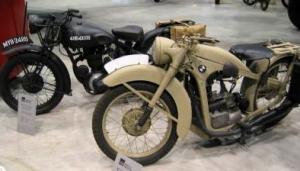 Vintage Motorcycles at Reynolds-Alberta Museum