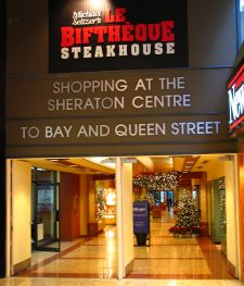 Shopping, shopping, and more shopping on Torontos underground PATH